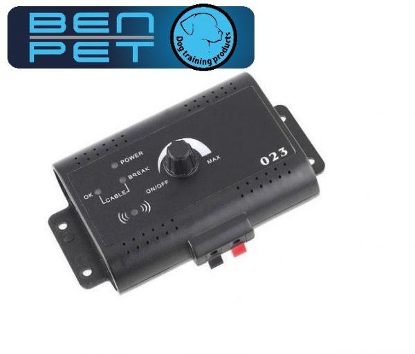 """""""Benpet 023-as"""" Láthatatlan kerítés beltéri egység adapterrel 3"""