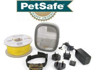 Petsafe Láthatatlan kerítés macskáknak és nagyon kicsi valamint közepes testű kutyáknak PIG20-11041