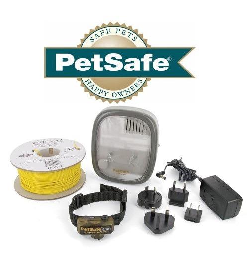 Petsafe Láthatatlan kerítés macskáknak és nagyon kicsi valamint közepes testű kutyáknak PIG20-11041 3