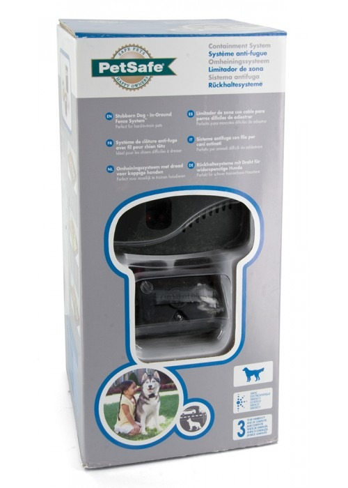 Petsafe Láthatatlan kerítés super nagy kutyáknak PRF-3004XW-20 5
