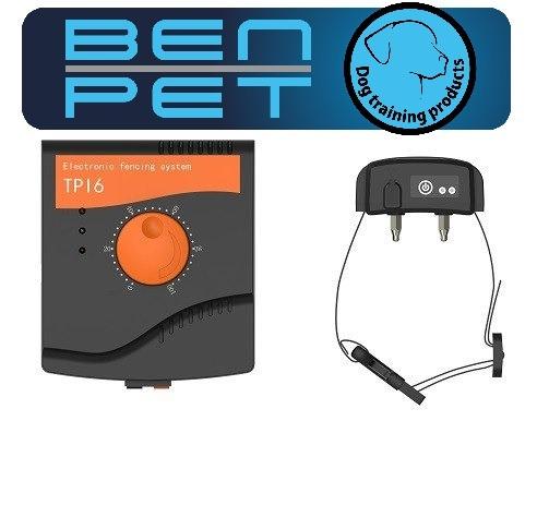 Láthatatlan kerítés eb őrző Benpet TP16 típus vezeték nélkül 2