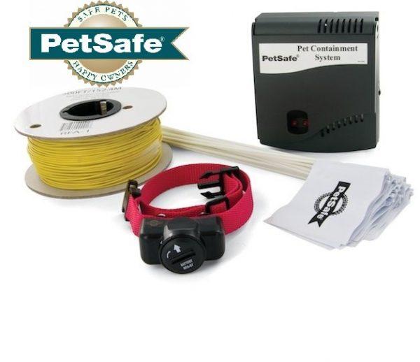 Petsafe Láthatatlan kerítés standard kis és közepes kutyáknak PRF-3004W-20 3